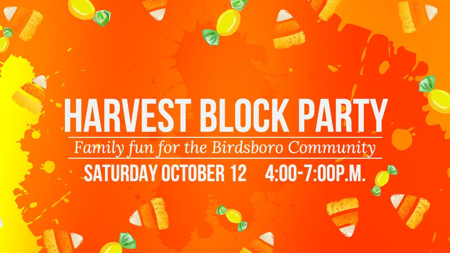 Harvest Block Party