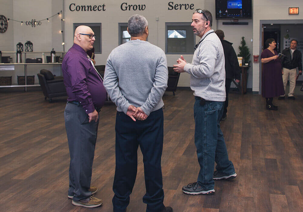 Abundant Life Church - Men's Ministry