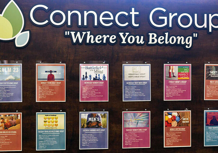 Abundant Life Connect Groups